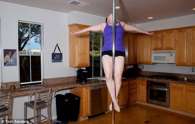 Installer une Barre Pole Dance