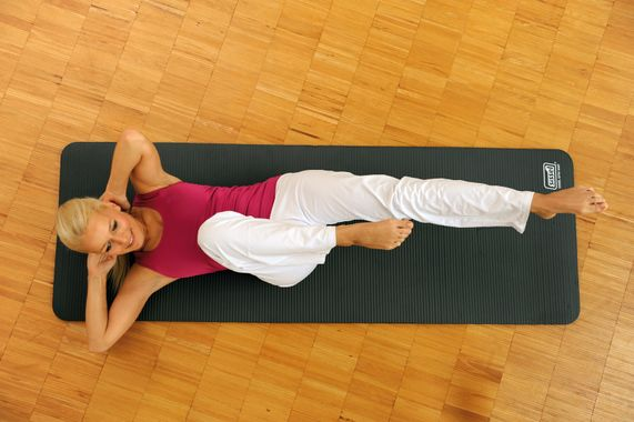Tapis de gym et de pilates